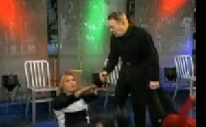 Kathy Kaehler and Jack LaLanne on Today Show