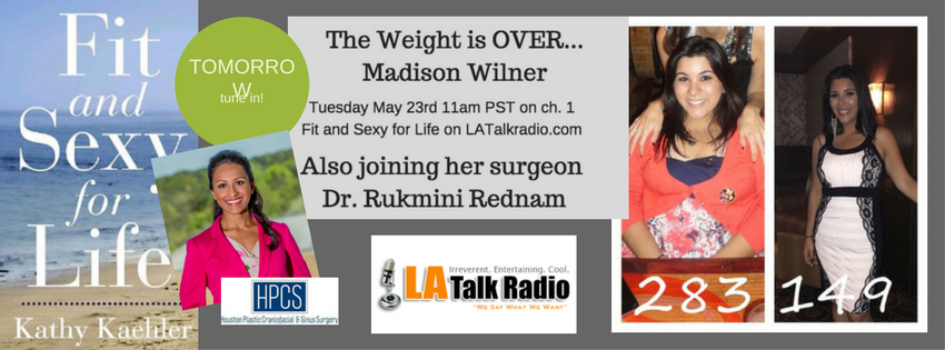LA Talk Radio Channel 1 – Guest: Madison Wilner – May 23rd at 11am PST – 2pm EST